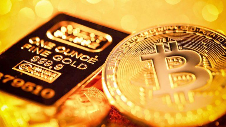 طلا-و-بیت-کوین