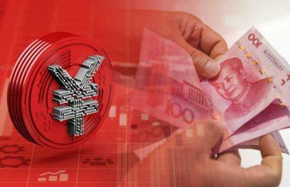 پرداخت ۱/۵میلیارد دلار یوان دیجیتال