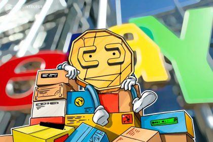 اجازه فروش توکن های غیرقابل معاوضه(NFT) در بازار آنلاین eBay