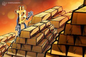 تحلیلگران JPMorgan: سرمایه گذاران سازمانی بیت کوین را برای طلا تخلیه می کنند