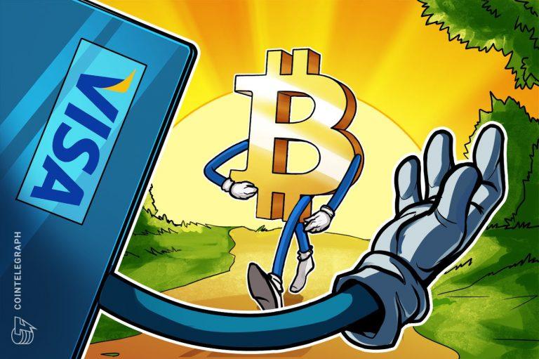 بلاک فای(BlockFi) با پشتیبانی ویزا، شروع به صدور کارت های اعتباری بیت کوین می کند